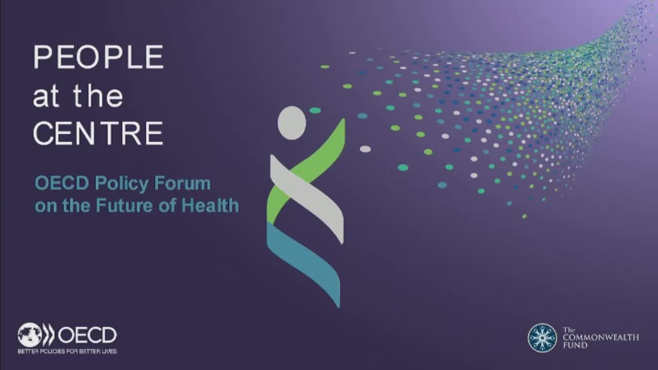 Thumbnail for What happened at the OECD's #FutureOfHealth Policy Forum